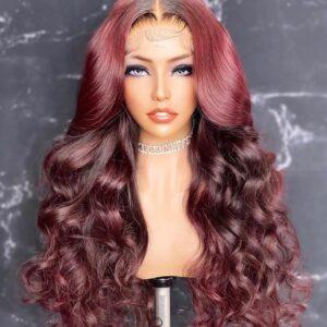Wig Flora